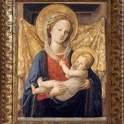 Filippo Lippi, The Virgin with child